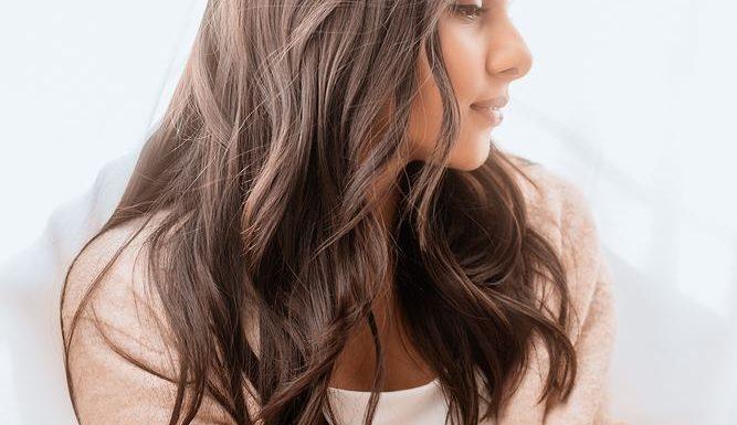 Oppnå drømmen om et glansfullt hår